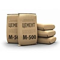 Цемент М500 в Строительстве