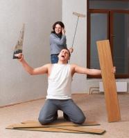 Ремонт квартиры своими руками,какие могут быть ошибки?
