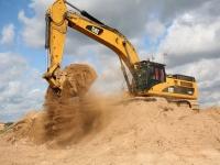 Цыганский песчаный карьер