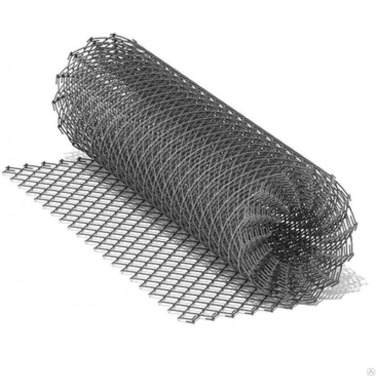 Сетка в рулоне просечно-вытяжная (ЦПВС)
