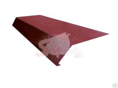Планка карзнизного свеса 160x30x2000