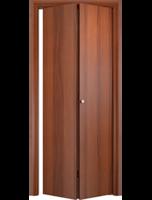 Дверь складная Ламинат (ДПГ)