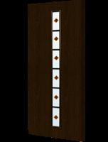 """Дверь """"Диез"""" Ламинат (ДОФ-4)"""