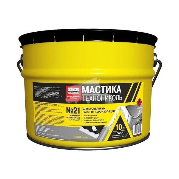 Мастика БПХ ТЕХНОМАСТ №21 10 кг.