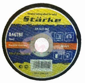 "Круг отрезной ""STARKE"" 230х1.8х22.2 мет"