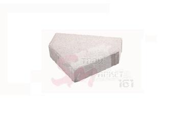 Шапка Епископа гладкая h60 (на белом цементе)