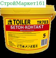 "Бетоноконтакт Toiler ""TR-703"" 5 кг."