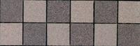 Бордюр наборный Техногрес 300х98 (Серый-черный)