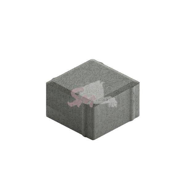 Квадрат малый гладкий h40 (на сером цементе)