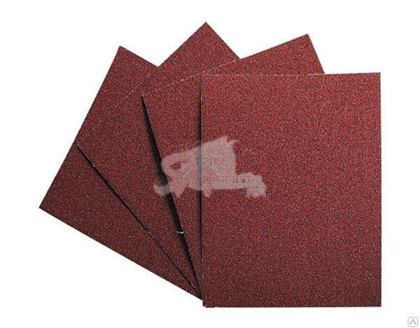 Бумага шлифовальная водостойкая 230х280 мм. (зерно 120)