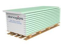 Danogips ПГВ-УК 2500х1200х12.5 мм