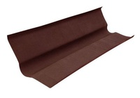 Ендова для Ондулина коричневая 1000х360 мм.