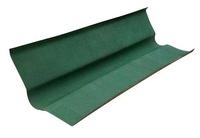 Ендова для Ондулина зеленая 1000х360 мм.