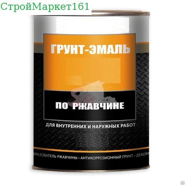"""Гр-эмаль по рж """"Ростов"""" шоколад 2.7 кг."""