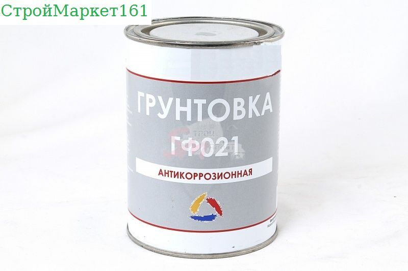"""Грунт ГФ-021 """"Ростов"""" серый 25 кг. (ГОСТ 25129-83)"""