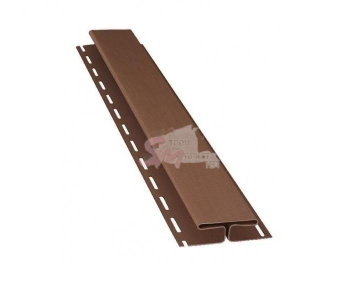 H - профиль 3000х85 мм. (коричневый).