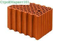 Керамический поризованный блок POROMAX-380