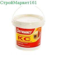 """Клей КС строительный влаго-термостойкий К503 """"Оптимист"""" 1,5 кг."""
