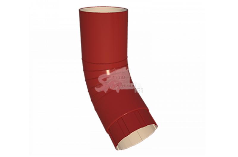 Колено трубы сливное D150 МП Проект