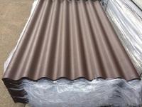 8-ми волн. коричневый 1750х1130х5,2 мм ТУ