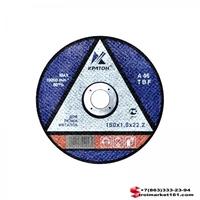 Отрезной круг Кратон 150x1.8х22 мет