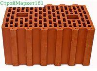 Крупноформатный поризованный блок 12,4 NF