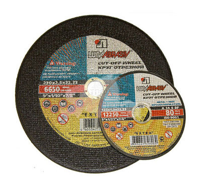 Отрезной круг Луга 115x1.0х22 14А по металлу