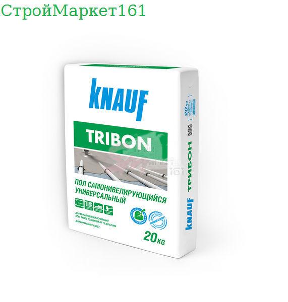 """Наливной пол Knauf """"Трибон"""" 20 кг"""