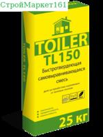 "Наливной пол Toiler ""TL-150"" 25 кг."