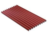 Ондулин SMART красный 1950х960 мм.