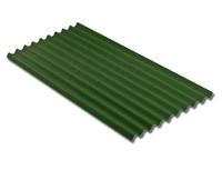 Ондулин SMART зеленый 1950х960 мм