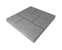 Палаццо гладкий h60 (на сером цементе)
