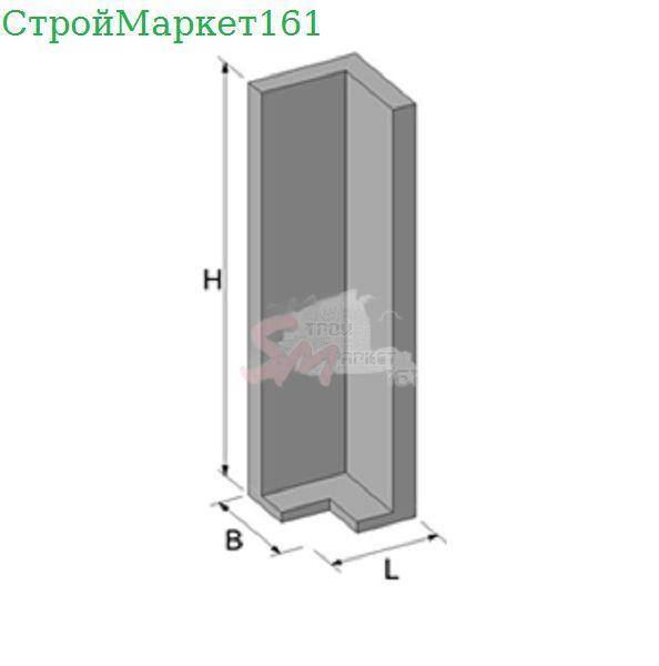 Панель стеновая угловая