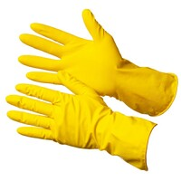 Перчатки хозяйственные резиновые ЛОТОС