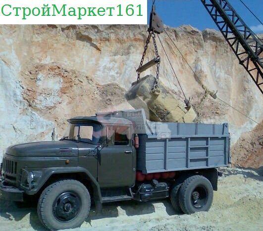 """Песок карьерный """"Ростов"""" (5 тонн)"""