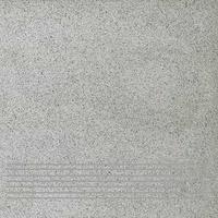 Плитка керамогранит Техногрес Профи 300х300 (Серый) ступени/рельеф