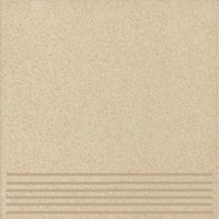 Плитка керамогранит Техногрес 300х300 (Светло-коричневый) ступени/рельеф