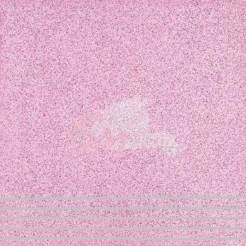 Плитка керамогранит Техногрес 300х300 (Светло-розовый) ступени/рельеф