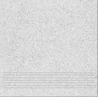 Плитка керамогранит Техногрес Профи 300х300 (Светло-серый) ступени/рельеф