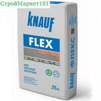 """Плиточный клей Кnauf """"Флекс"""" 25 кг."""
