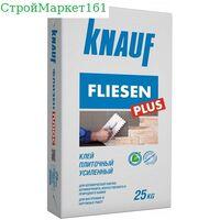 """Плиточный клей Кnauf """"Флизен плюс"""" 25 кг."""