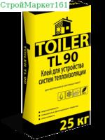 """Плиточный клей Toiler """"TL-90"""" 25 кг."""