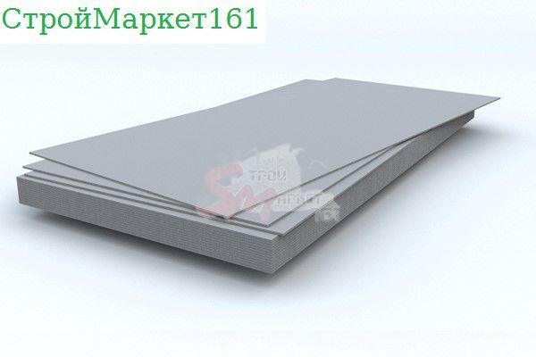 Шифер плоский 3000*1500*8 мм (ЛПН)