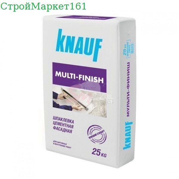 "Шпаклевка Knauf ""Мульти-финиш"" 25 кг."