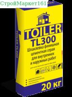 "Шпаклевка Toiler ""TL-300"" 20 кг."