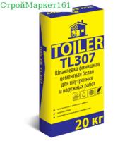 "Шпаклевка Toiler ""TL-307"" 20 кг."