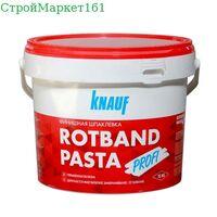 "Шпатлевка Knauf ""Ротбанд Паста Профи"" 18 кг."