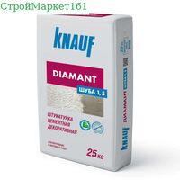 "Штукатурка Knauf ""Диамант-Шуба 1,5"" 25 кг."