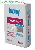 "Штукатурка Knauf ""Диамант-Шуба 3,0"" 25 кг."