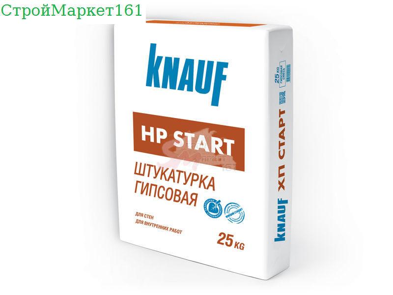"Штукатурка Knauf ""ХП СТАРТ"" 25 кг."